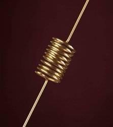 Diagnose Wünschelrute mit Mitte Spiral