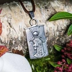 Isis Amulett Talisman aus Silber 925