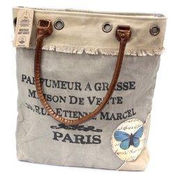 Vintage Handtasche- Parfumeur a Grasse