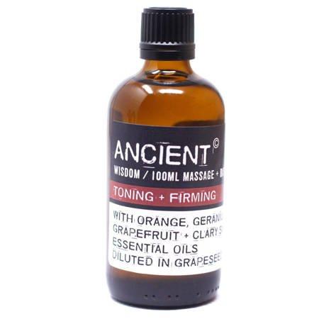 Festigendes & Straffendes Massageöl 100ml ANCIENT WISDOM