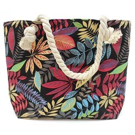 Klassische Taschen - Multifarbene Blätter
