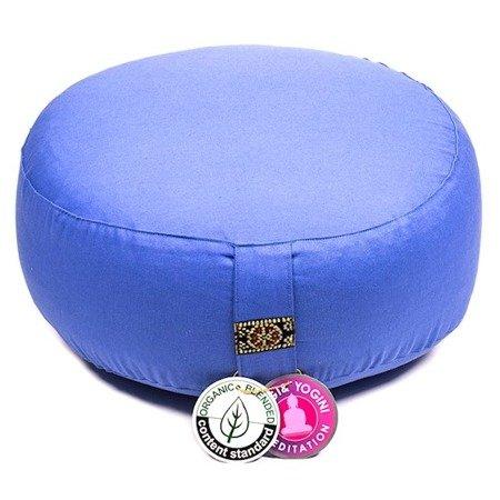 Yogi & Yogini Blau Meditationskissen XL